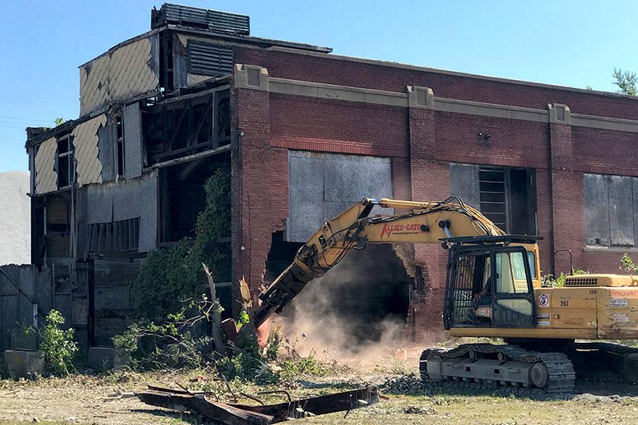 Demolish Buildings In London Ontario