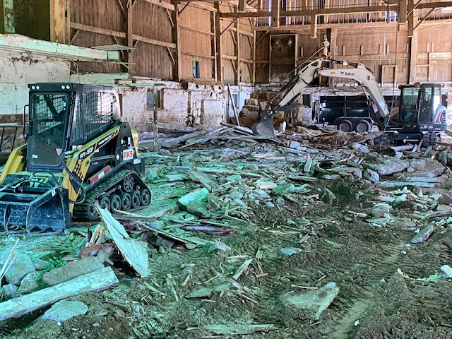 Demolition Windsor ontario