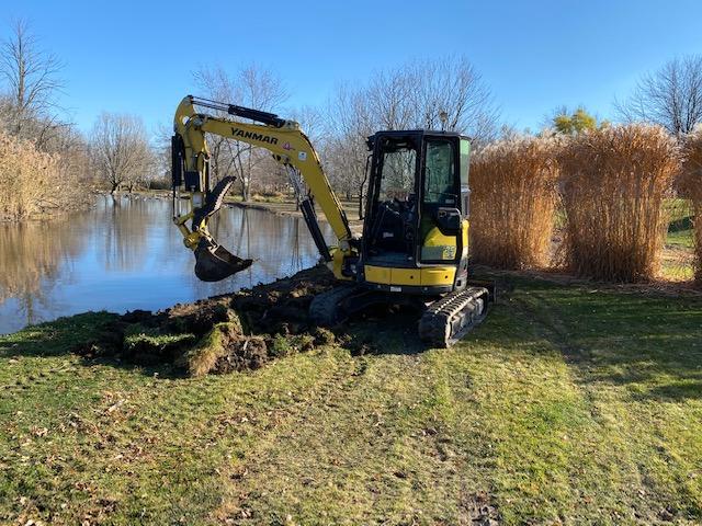 RKS landscaping in Windsor