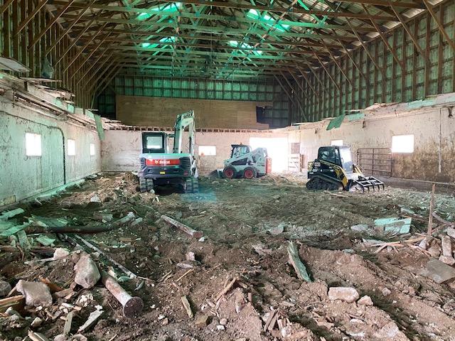 interior demolition in windsor ontario