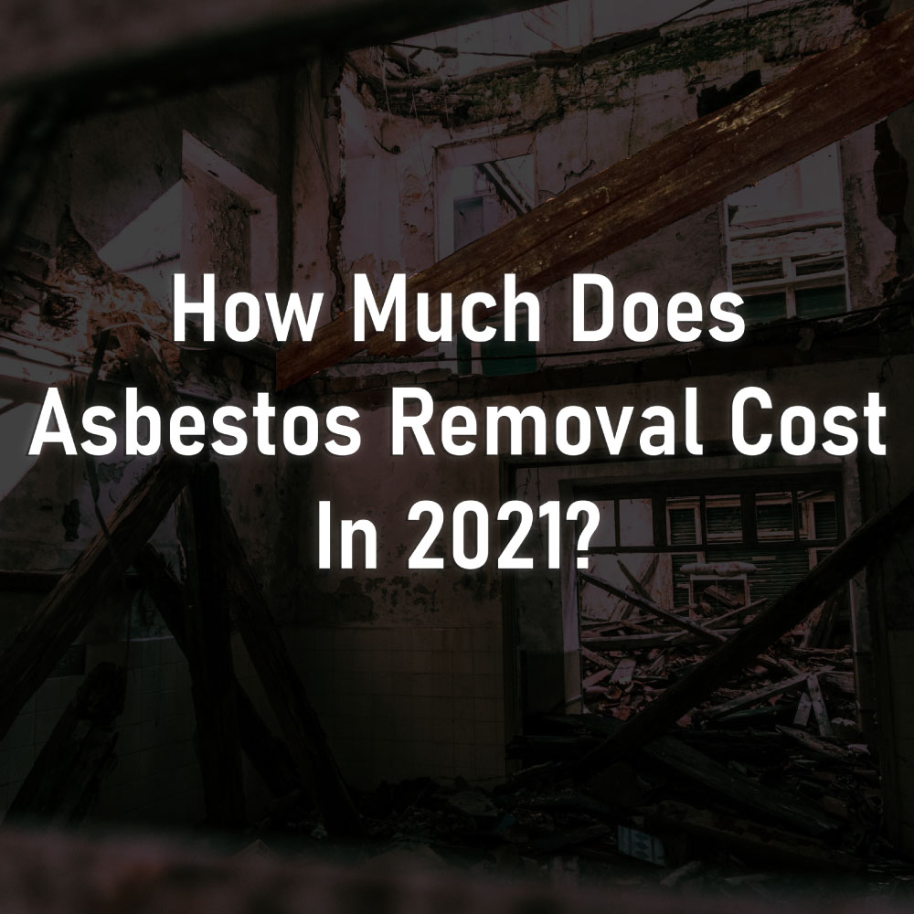 Asbestos Removal Demolition Costs 2021 RKS Services Group